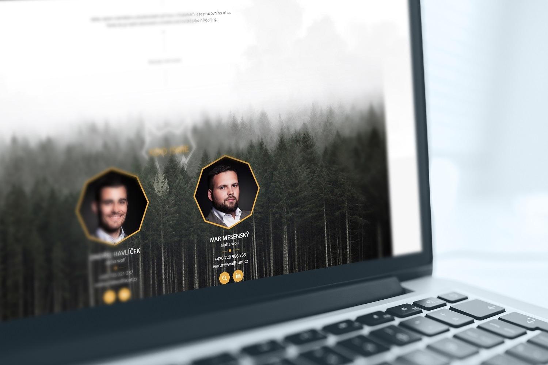 Wolf Hunt web náhled