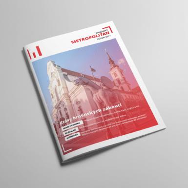 Statutární město Brno – Metropolitan