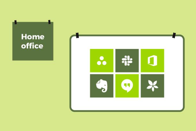 Usnadněte si home office se skvělými aplikacemi