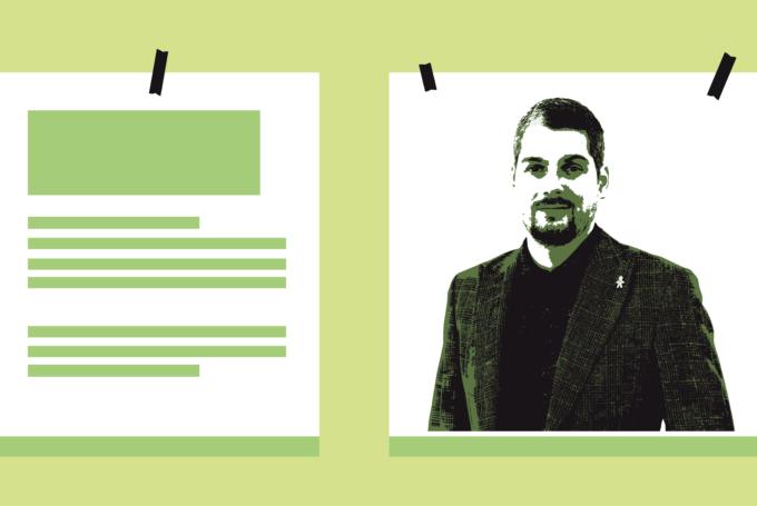 Kamil Pavlíček: Snažím se mít ovíkendu zavřený notebook. Takže pracuji na tabletu