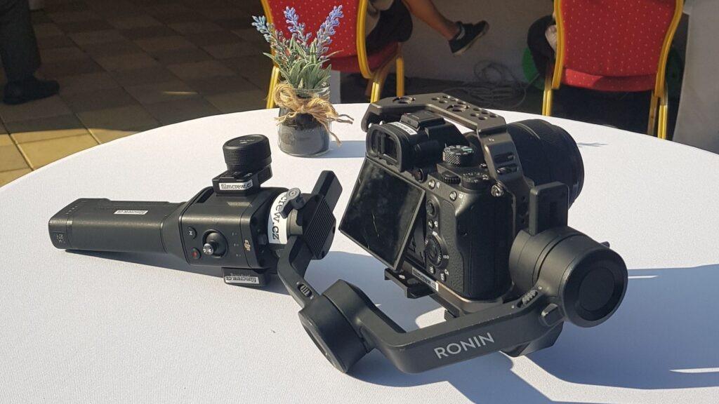 Kamera na konferenci