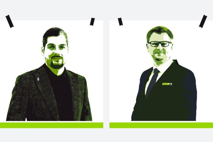 Rozhovor dvou CEOs – marketér Kamil Pavlíček & advokát Marian Vařečka