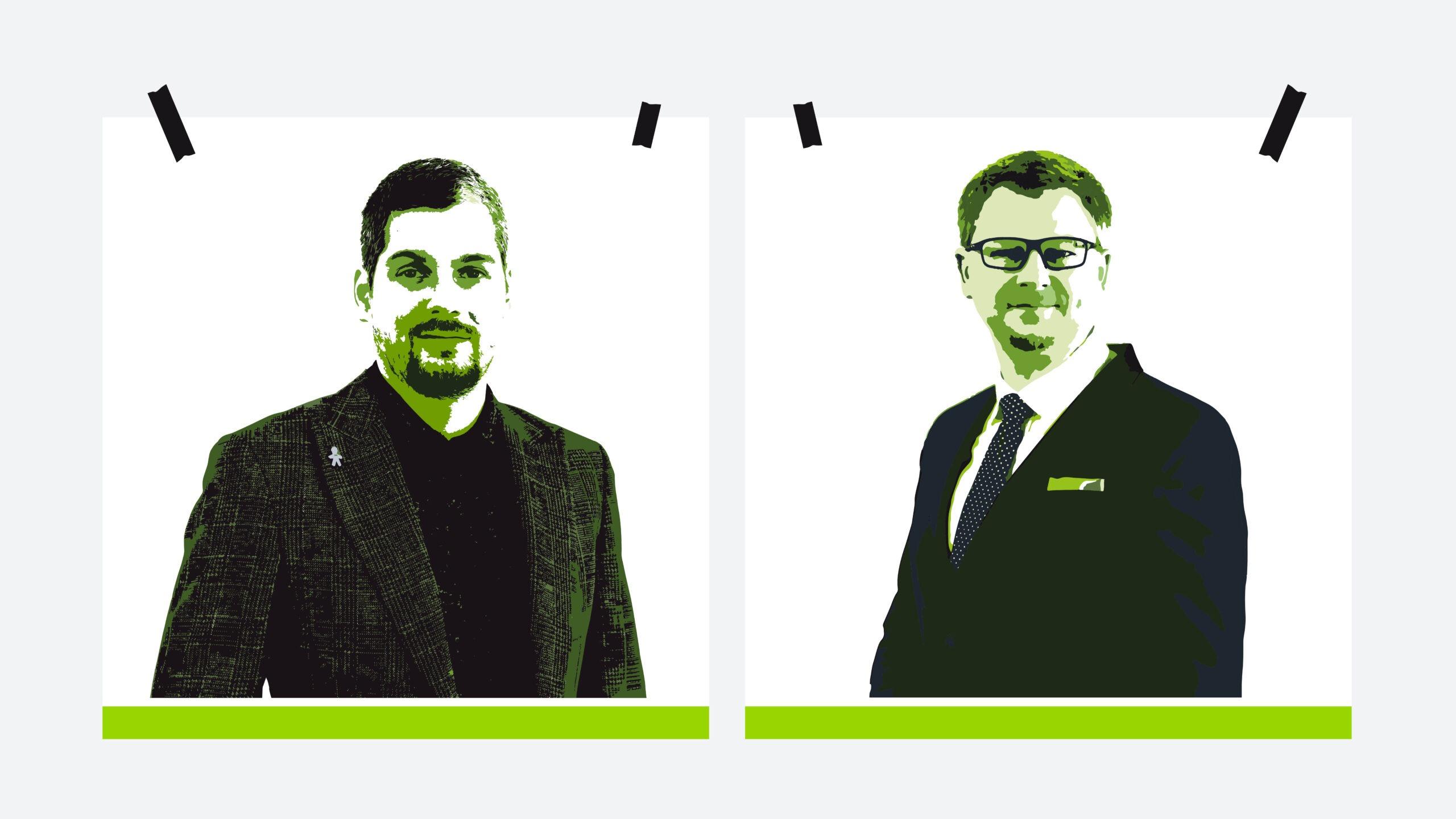 Blog - Kamil Pavlíček a Marian Vařečka